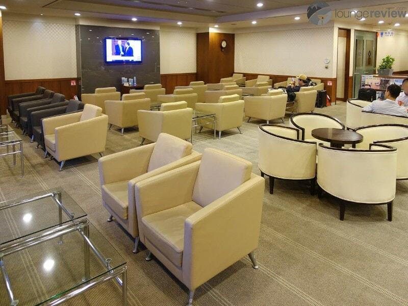 GMP korean airlines kal lounge gmp domestic 06858