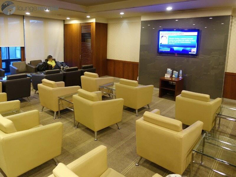 GMP korean airlines kal lounge gmp domestic 06862
