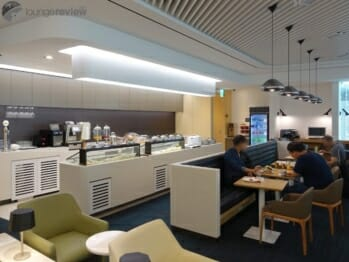 Sky Hub Lounge - Seoul Incheon (ICN) Concourse A