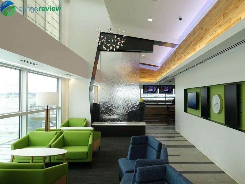 Alaska Lounge - Seattle-Tacoma (SEA) Concourse C