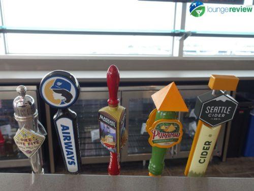 Alaska Lounge - Seattle-Tacoma, WA (SEA) Concourse C