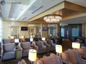 Plaza Premium Lounge - Vancouver, BC (YVR) International departures