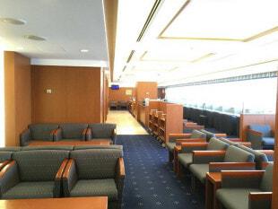 NGO japan airlines jal sakura lounge 8042