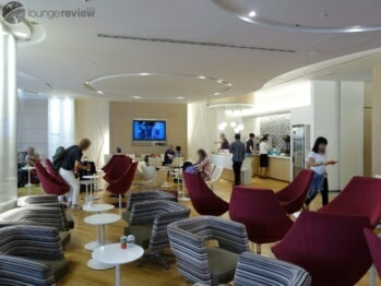 Korean Air KAL Lounge - Tokyo-Narita (NRT)