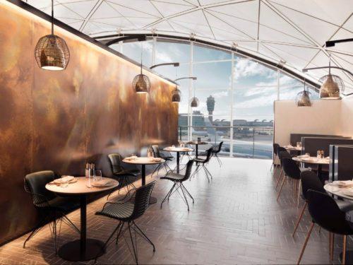 American Express The Centurion Lounge - Hong Kong (HKG) | © American Express