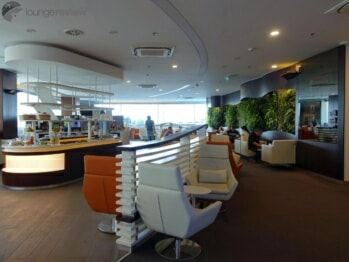 SkyTeam Exclusive Lounge - Istanbul (IST)