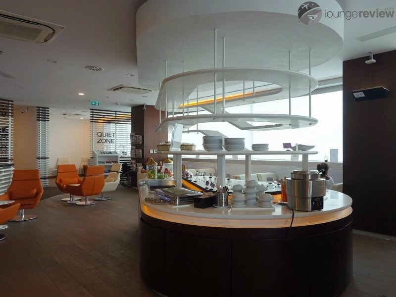 IST skyteam exclusive lounge ist 00845
