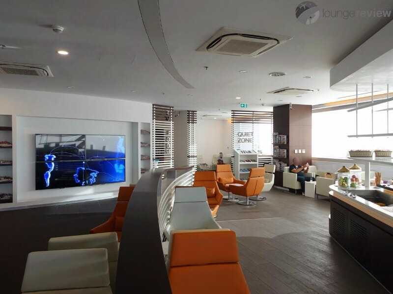IST skyteam exclusive lounge ist 00913