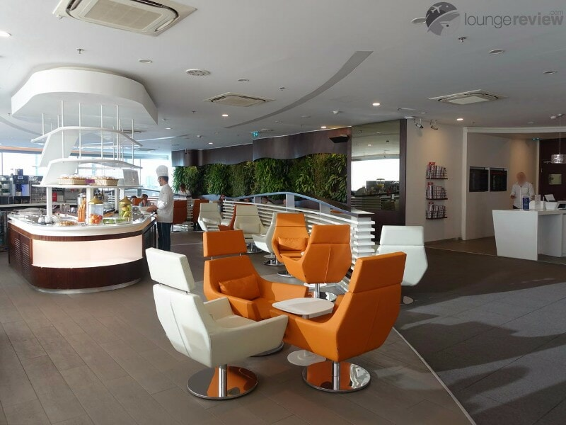 IST skyteam exclusive lounge ist 00927