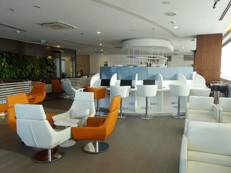 IST skyteam exclusive lounge ist 00946