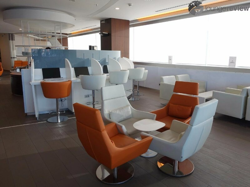 IST skyteam exclusive lounge ist 00955