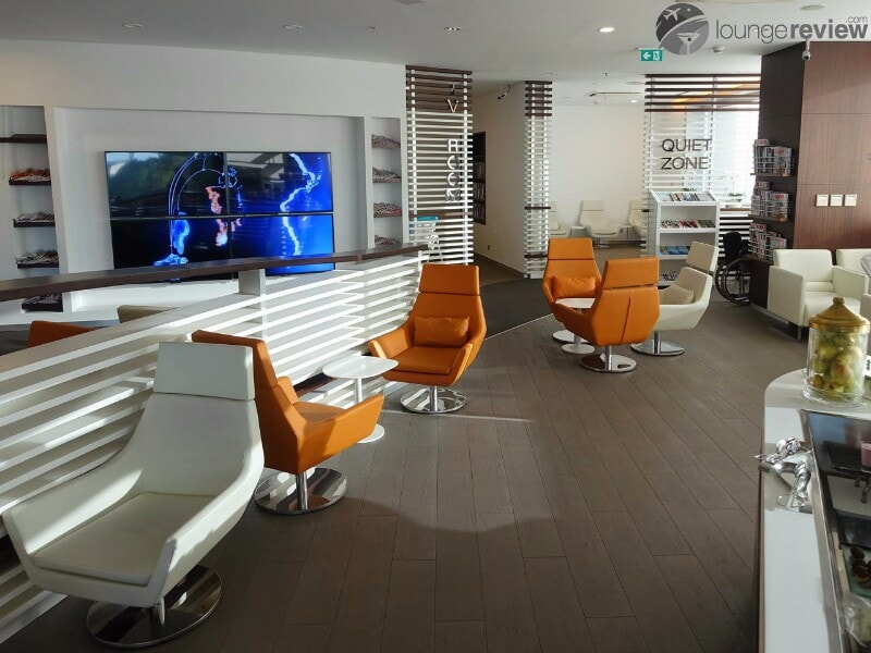 IST skyteam exclusive lounge ist 01073