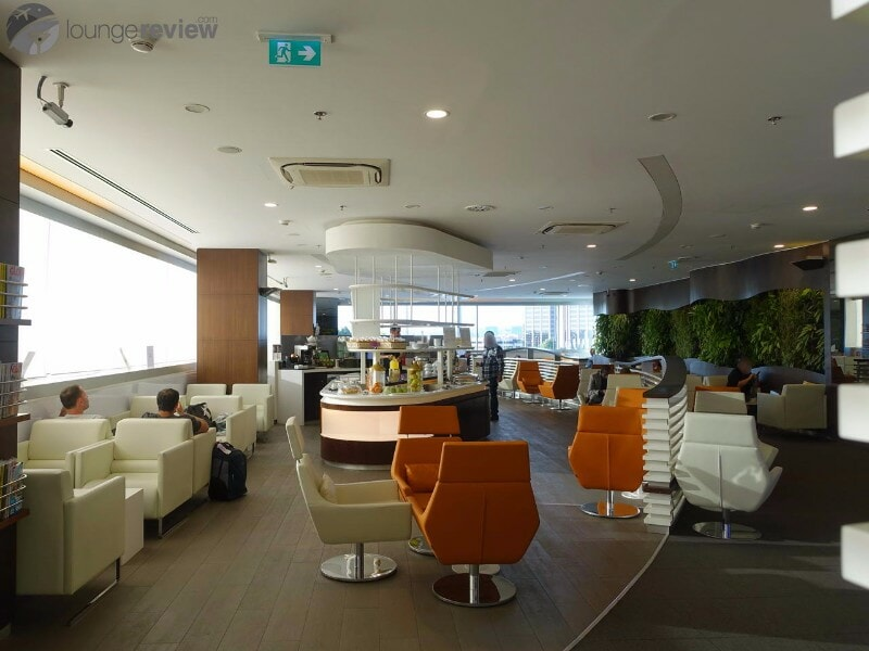 IST skyteam exclusive lounge ist 01126
