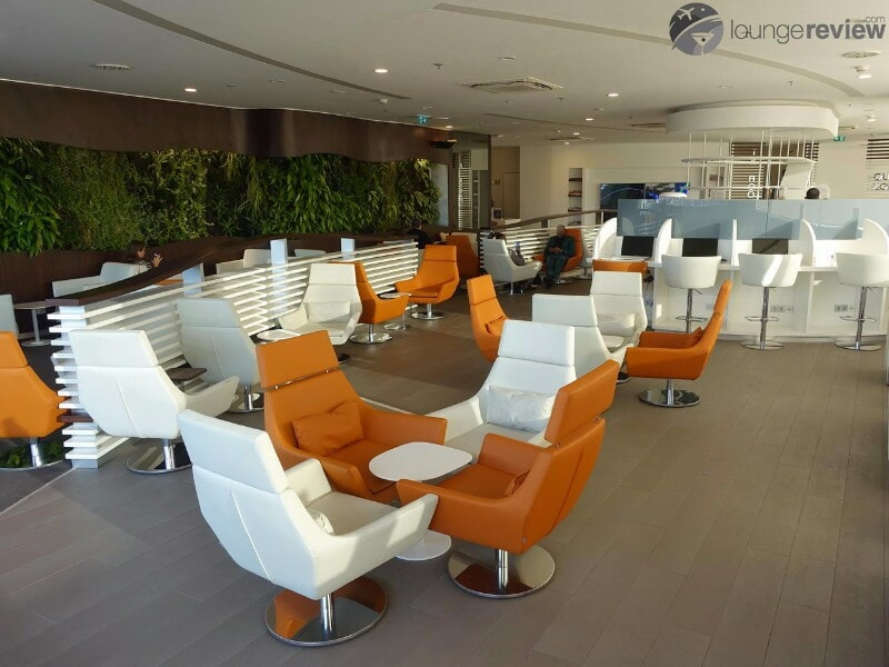 IST skyteam exclusive lounge ist 01139