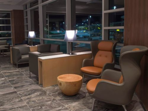 Air Canada Maple Leaf Lounge - Vancouver, BC (YVR) International | © Air Canada