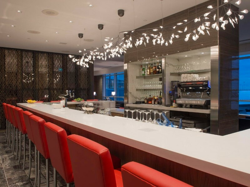 Air Canada Opens A Rejuvenated International Lounge At