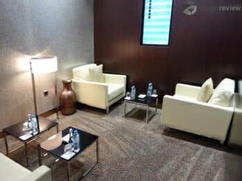 Eithad US Premium Lounge - Abu Dhabi (AUH)