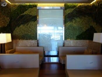 Turkish Airlines Lounge - Washington, DC (IAD)