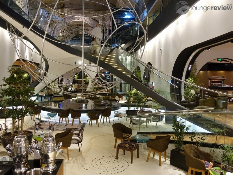 IST turkish airlines lounge istanbul ist international 01176