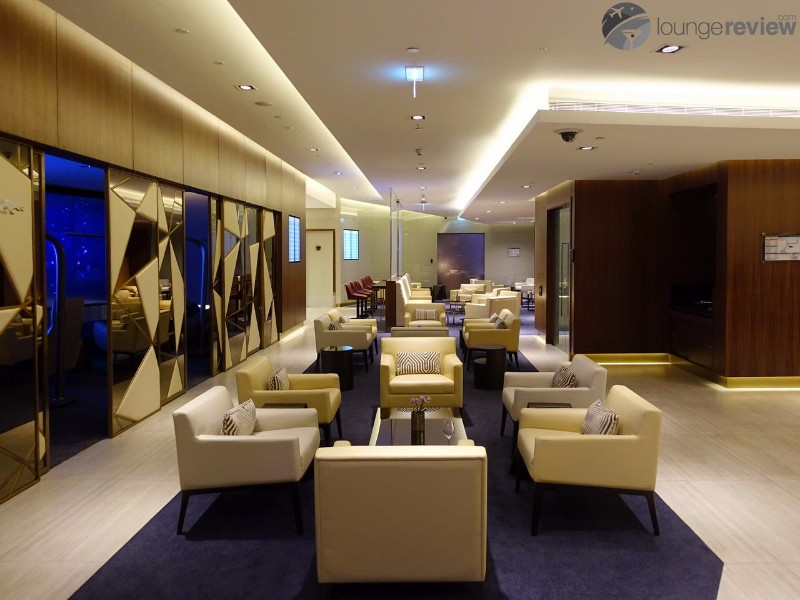Etihad First Class Lounge and Spa - Abu Dhabi (AUH)