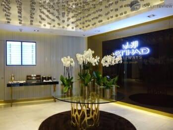 Etihad First Class Lounge and Spa - Abu Dhabi (AUH)