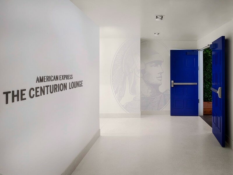 Lounge Review American Express The Centurion Lounge Phl