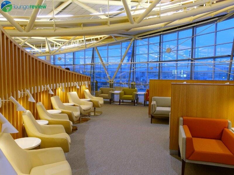 SkyTeam Lounge Vancouver, BC (YVR)