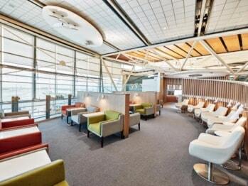 SkyTeam Lounge - Vancouver, BC (YVR) | © SkyTeam