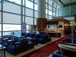 16118 XIY china eastern lounge v2 xiy 09404