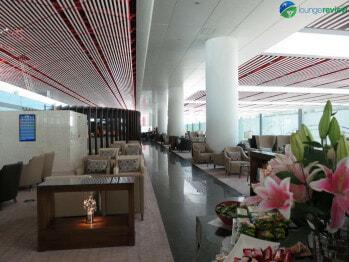 Air China Domestic First Class Lounge - Beijing Capital (PEK) Terminal 3D