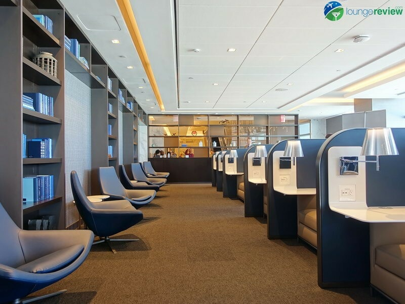 United Polaris Lounge - San Francisco, CA (SFO)
