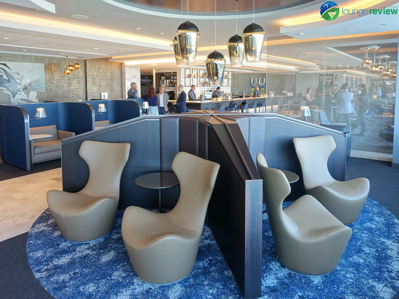 United Polaris Lounge San Francisco