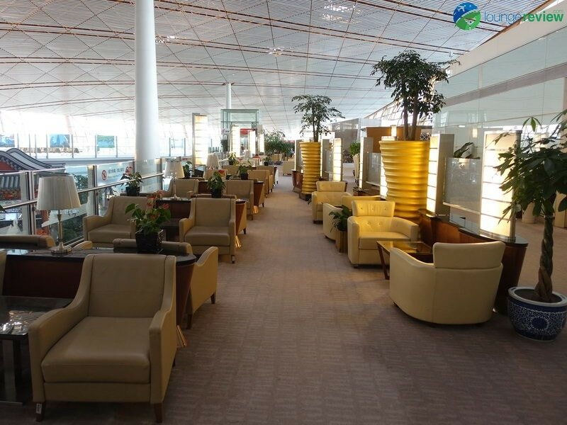 18709 PEK air china lounge pek terminal 3e 09928