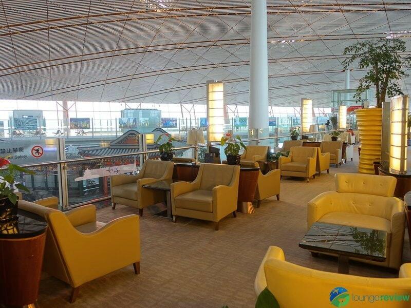 18709 PEK air china lounge pek terminal 3e 09985