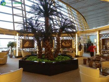 Air China International First Class Lounge - Beijing Capital (PEK) Terminal 3E
