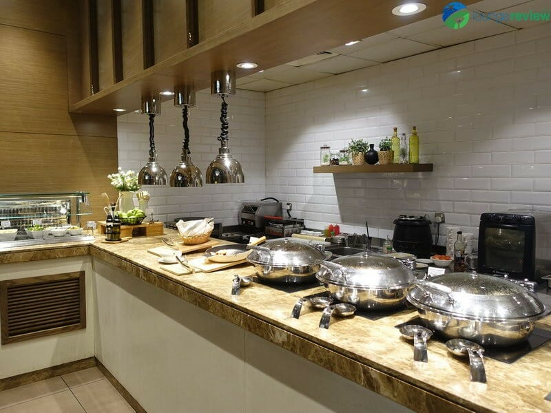 Al Reem Lounge by Plaza Premium Lounge - Abu Dhabi (AUH) | © Plaza Premium