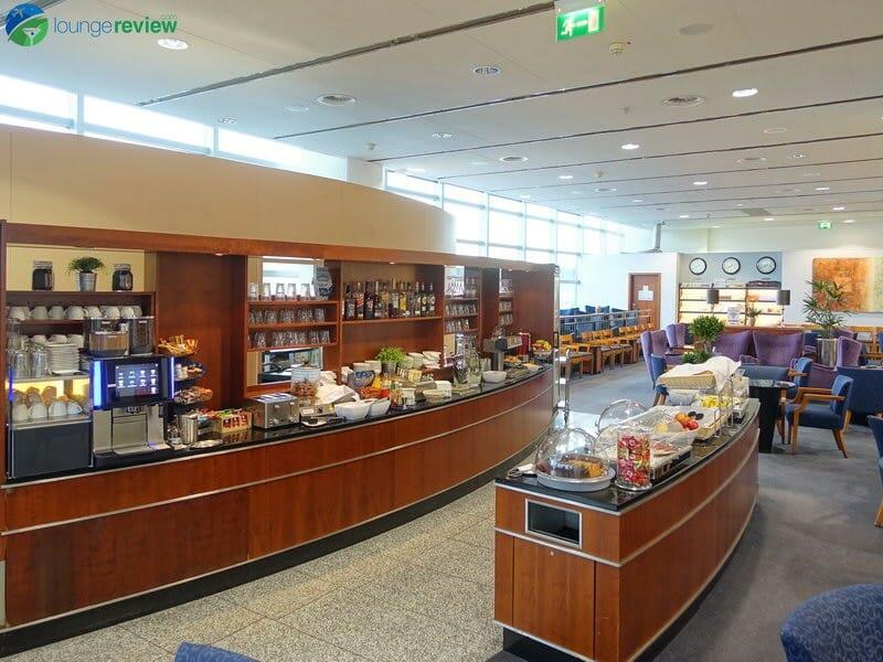 Sky Lounge - Frankfurt (FRA)