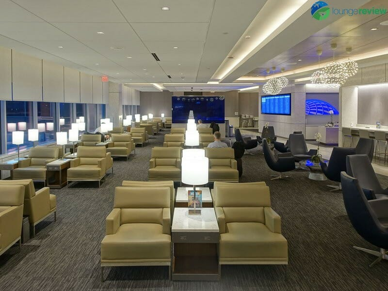 United Club - Houston Intercontinental (IAH) Terminal C North
