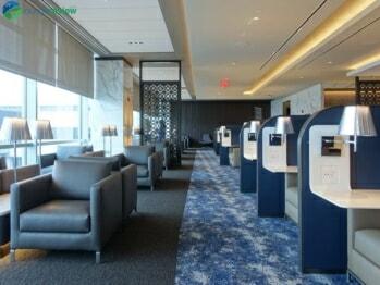 United Polaris Lounge - New York-Newark, NJ (EWR)