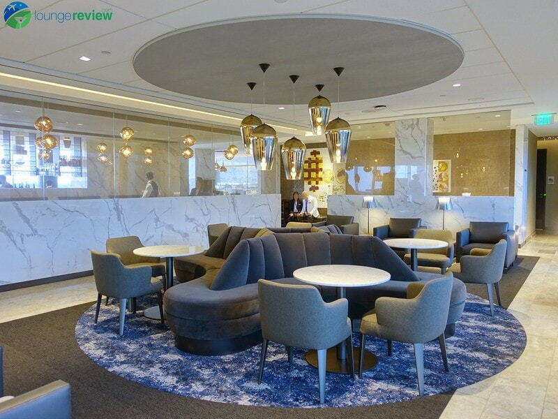 Lounge Review United Polaris Lounge Iah Loungereview Com