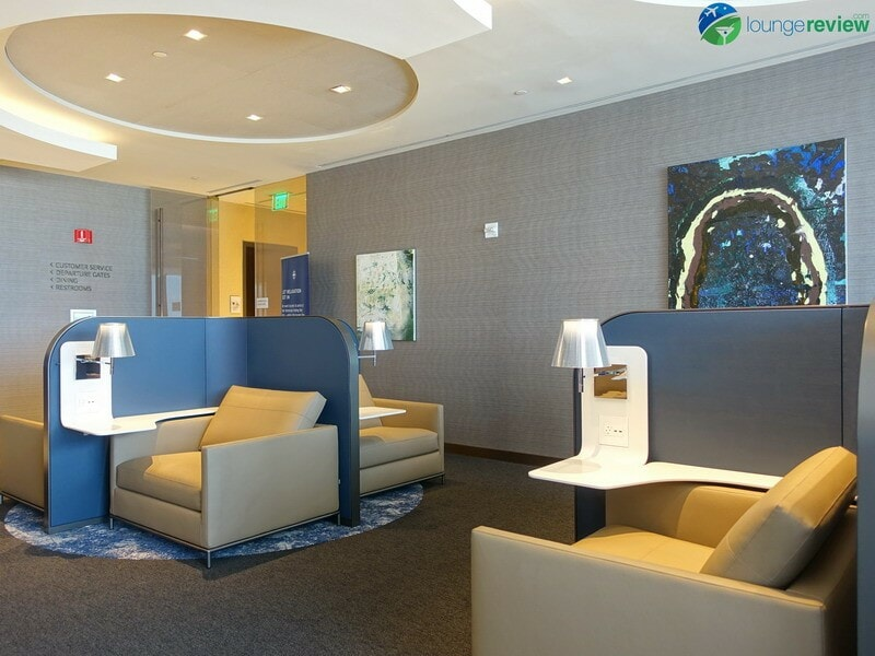 19019 IAH united polaris lounge iah 05092