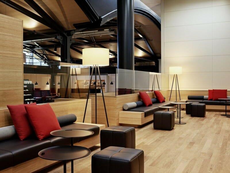 SWISS Senator Lounge - Zurich (ZRH) Dock A (Schengen)