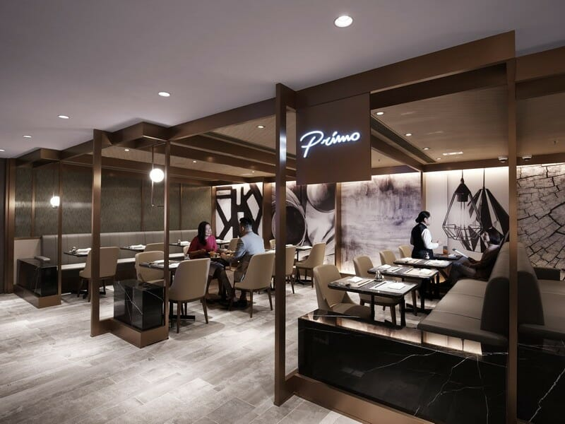 Plaza Premium First - Hong Kong (HKG)