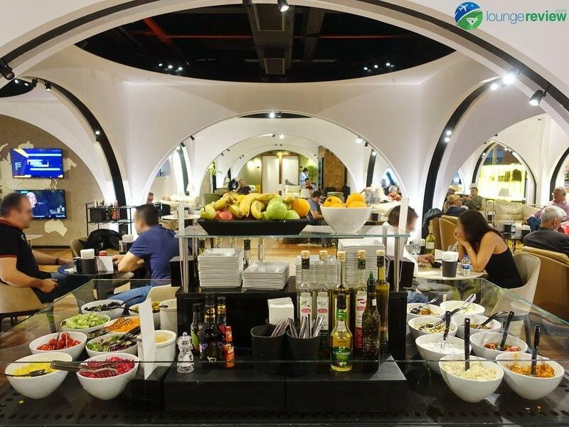 4073 SAW turkish airlines lounge istanbul saw international 06053