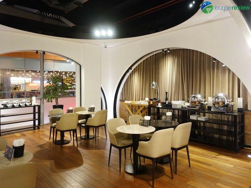 Turkish Airlines Lounge Istanbul - Istanbul Sabiha Gokcen (SAW) International