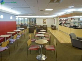 Air France Lounge - Boston, MA (BOS)