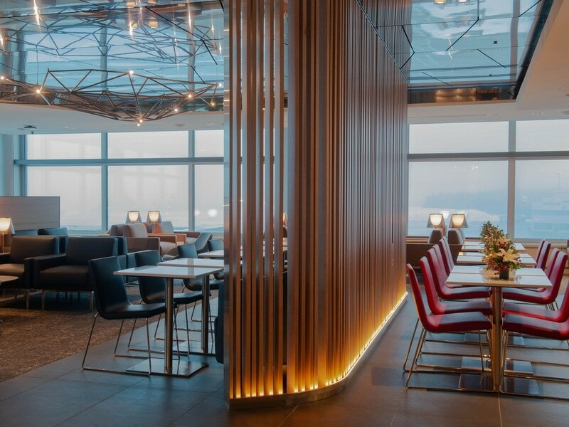 Lounge Review: Air Canada Maple Leaf Lounge – YYT