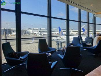 United Polaris Lounge - Los Angeles, CA (LAX)
