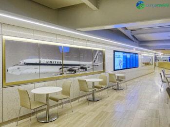 United Club - Chicago O'Hare (ORD) Terminal 1, gate B6