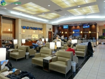 United Club - Houston Intercontinental (IAH) Terminal A